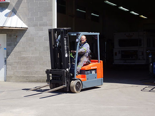Forklifts - rental | Valley Lifts Trucks Services